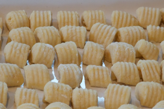 Basic Potato Gnocchi Recipe — Dishmaps