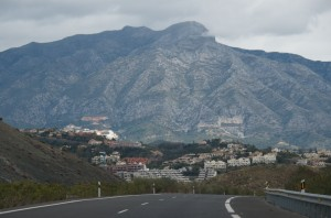 Spain - Drive to Marbella