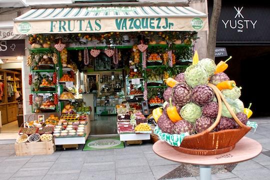 Salamanca elite neighbourhood