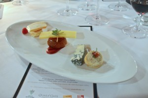 Roger Sleiman: Dairy Farmers of Canada cheese course