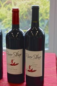 Alumni wines:  River Stone Estate Winery
