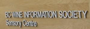 BC Wine Information Society Sensory Centre