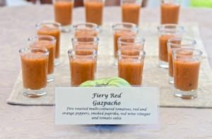 Fiery Red Gazpacho