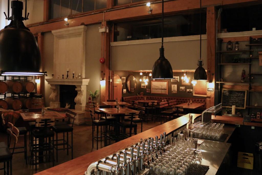 Belgrad kitchen, Vancouver
