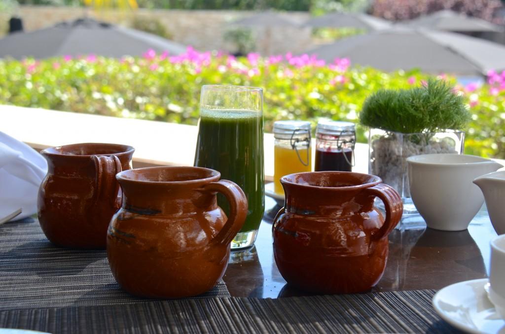 Breakfast at Rosewood Mayakoba