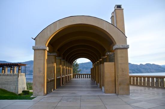 Mission Hill Loggia