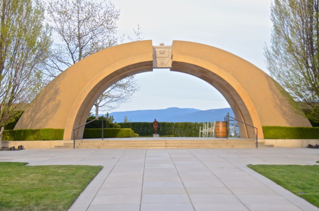Mission Hill Arch
