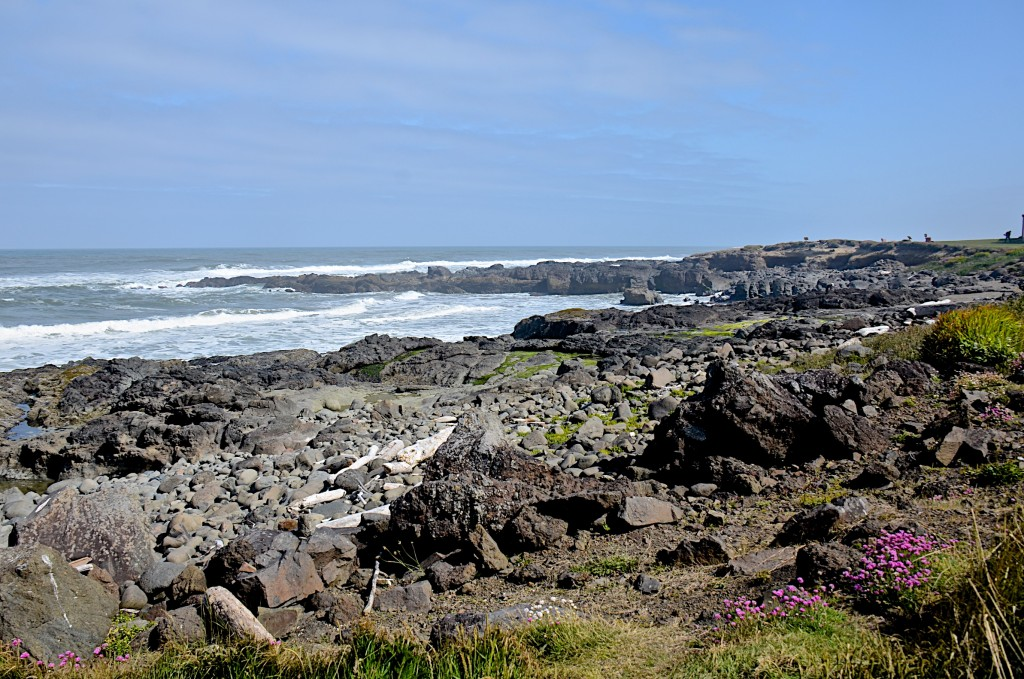 Rugged, beautiful Oregon coast