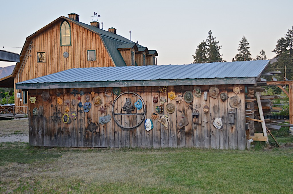 Sunshine Farm, Kelowna