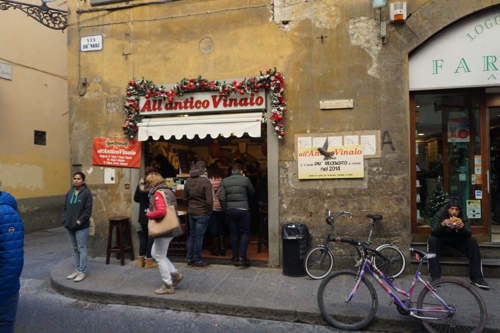 All' Antico Vinaio, Florence