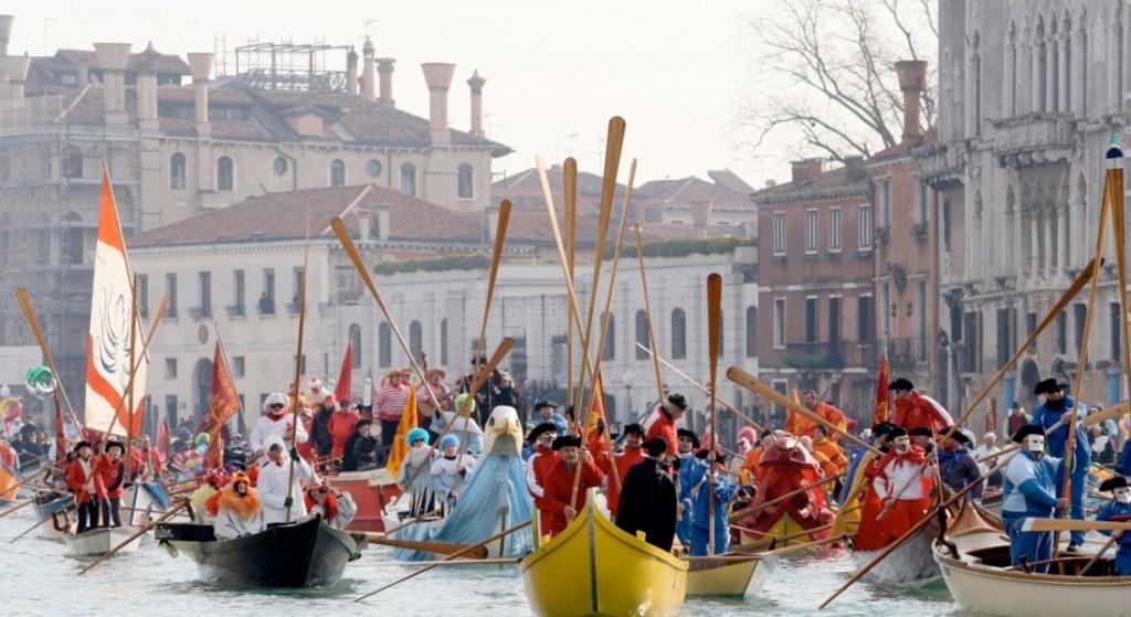 Carnevalle di Venezia