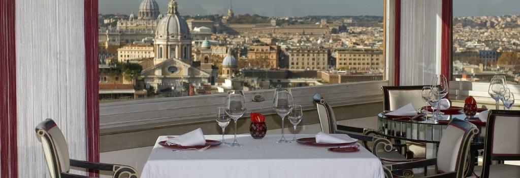 Imago Restaurant, Hassler Hotel Roma