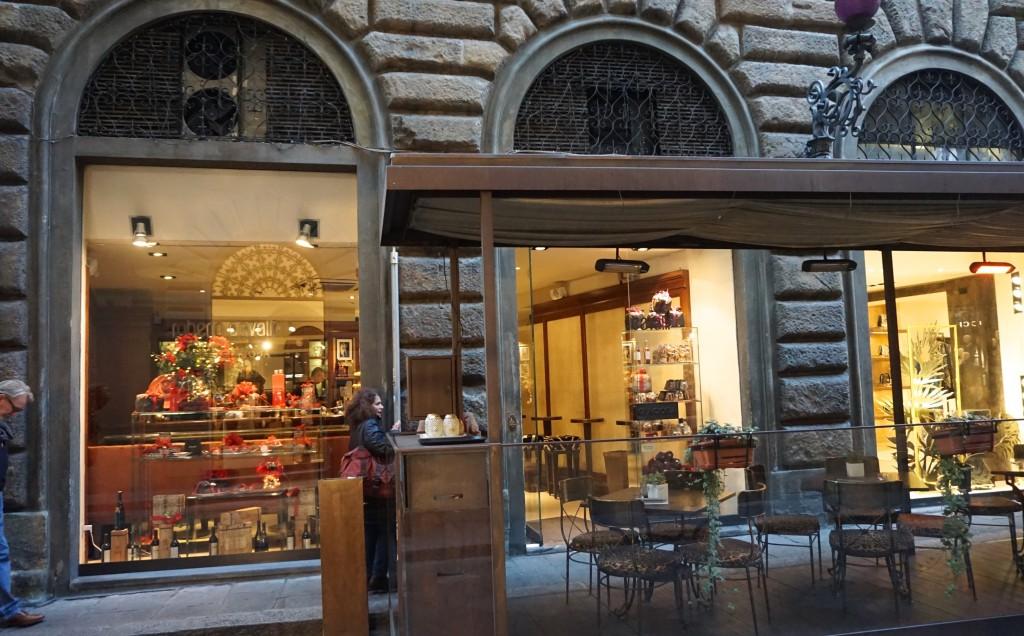 Cafe Giacosa roberto cavalli, Florence