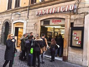 Pastifico, rome