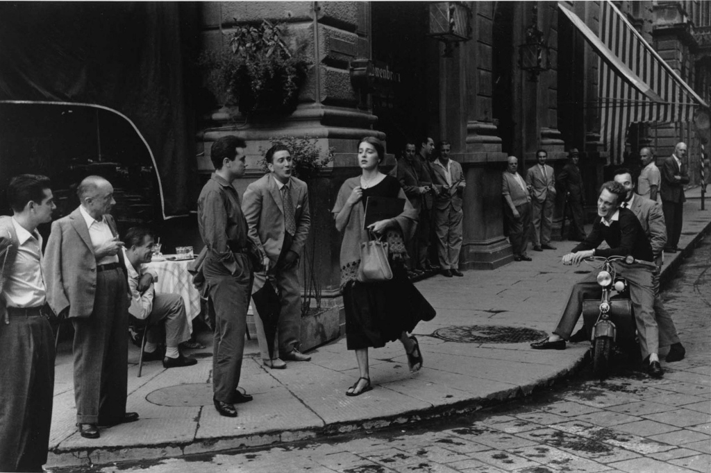 Used with special permission from the Ruth Orkin Photo Archive