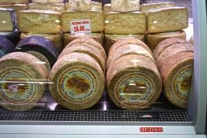Pecorino from Pienza