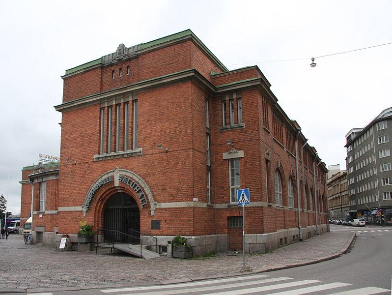 Hakaniemen kauppahalli market