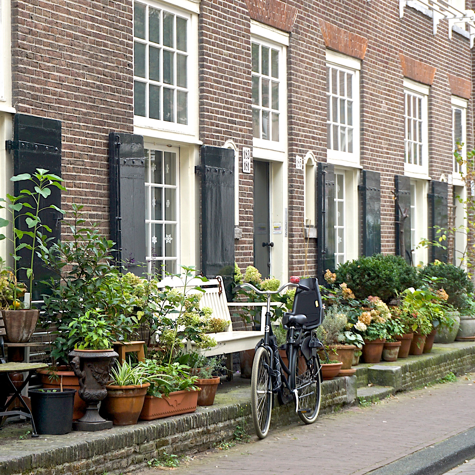 Jordaan, district, Amsterdam
