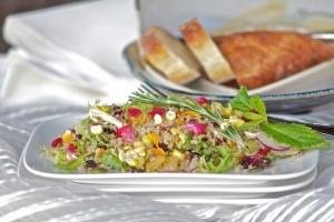 Quinoa and company salad