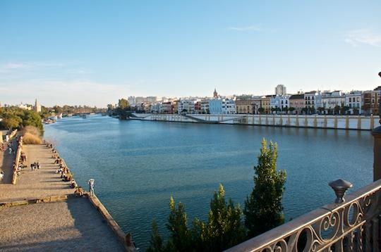 Ribero Guadalquivir, Sevilla