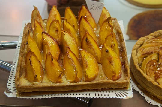 Oh, the pastries in Paris.
