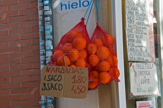 Seville oranges for sale