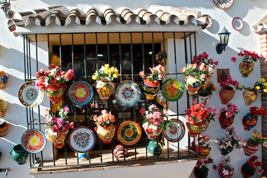 Ceramics in Mijas