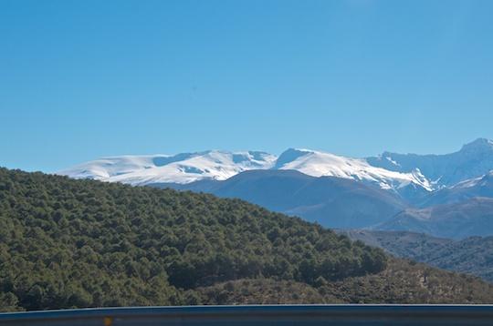 Sierra Nevada, Andalucia