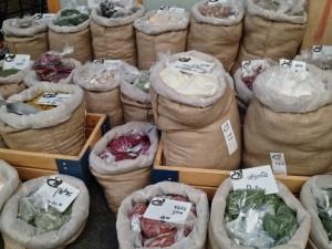 Spice market, Jerusalem