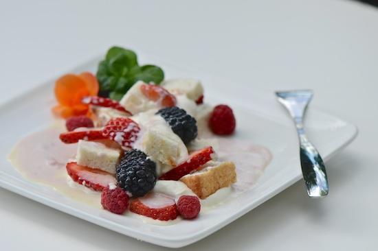 Free form trifle