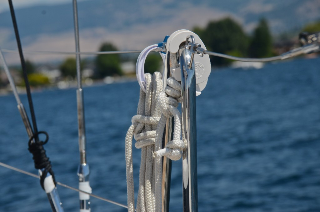 Okanagan sailing