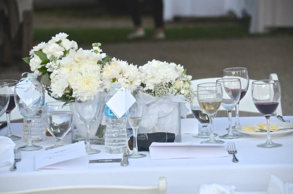 Diner en Blanc Okanagan 2014