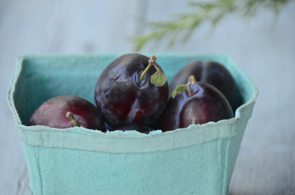 Damson Plums (prune plums)
