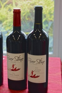 Alumni wines:  River Stone Estate Winery