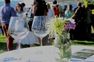 BC Pinot Noir Celebration at Tantalus vineyard