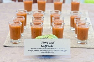 Fiery Red Gazpacho