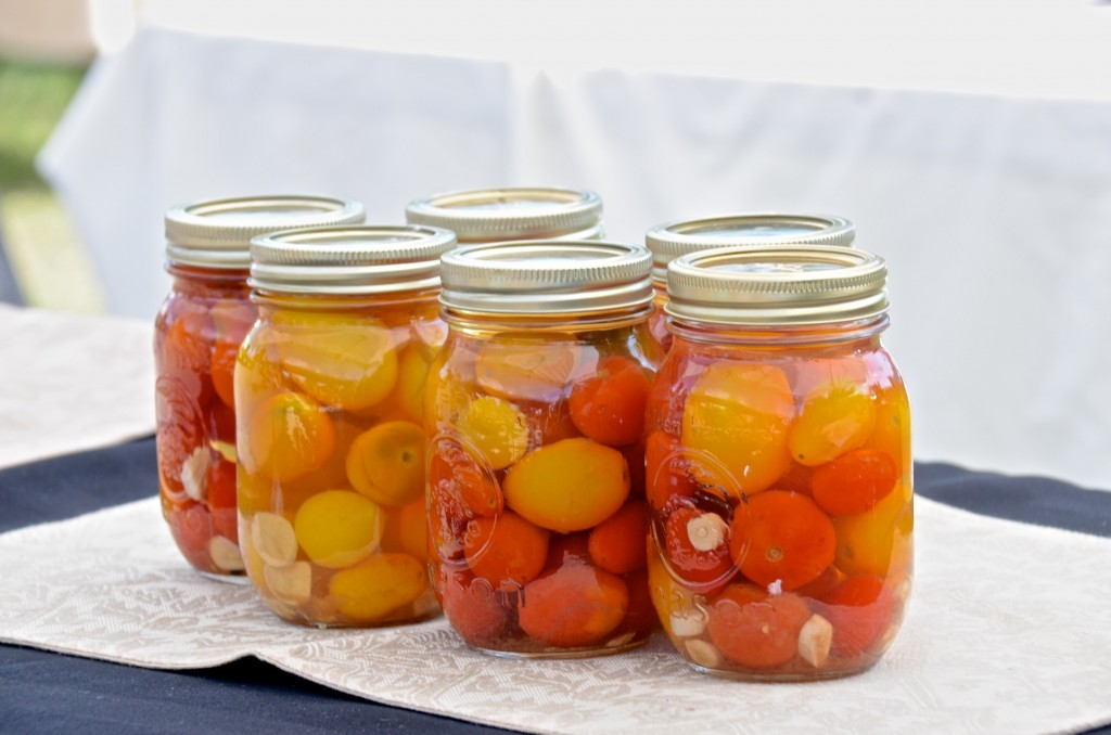 Sunshine Farm's Tomato Pickles