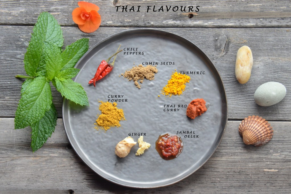 Thai flavours