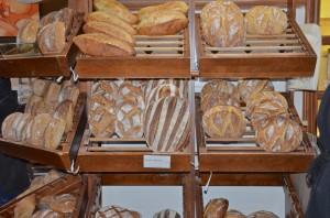 Breads at Premiere Moisson