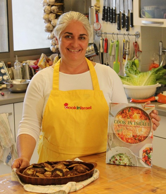 Orly Ziv - Cook in Israel