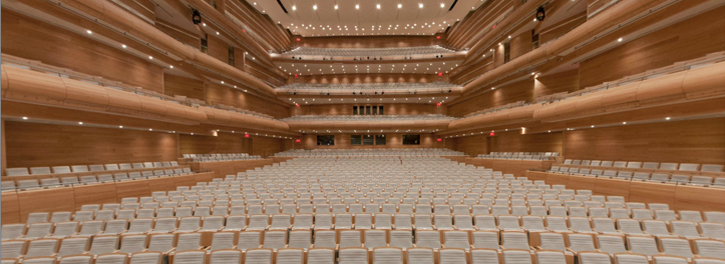 Maison Symphonic, Montreal Place des Arts