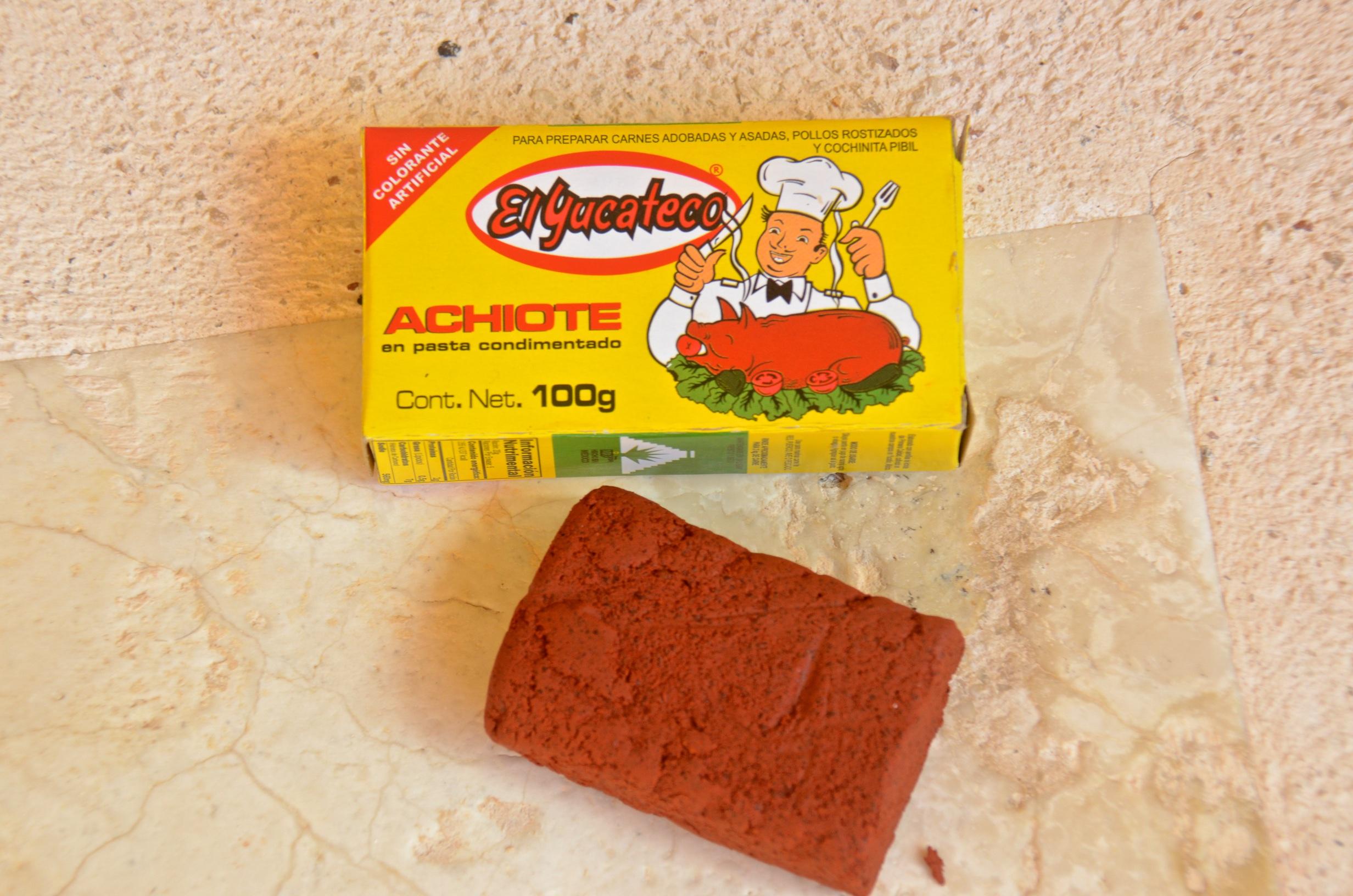 Image result for achiote paste recipe