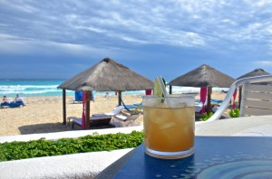 Margarita at the Ritz, Cancun