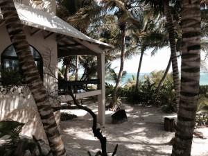 Casa de Las Olas beach front suite