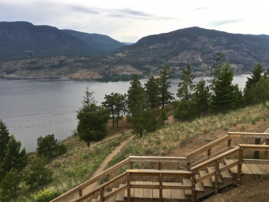 Hiking the Apex trail, Okanagan