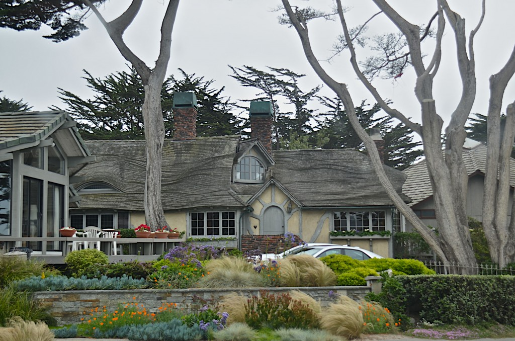 Fairytale architecture in Carmel