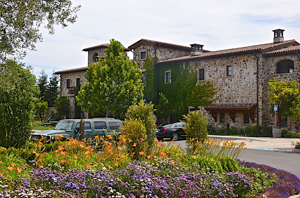 The olive Press, Sonoma