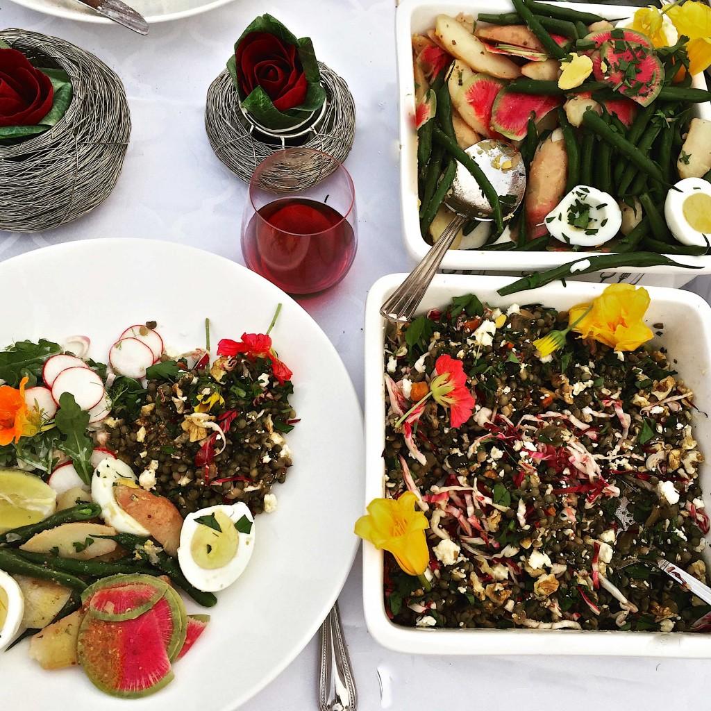 Okanagan Diner en blanc 2015