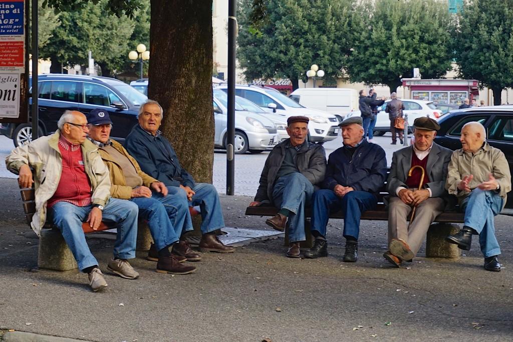 Local scene in Certlado
