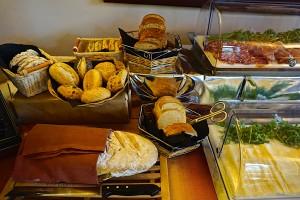 Breakfast at Hotel Certaldo